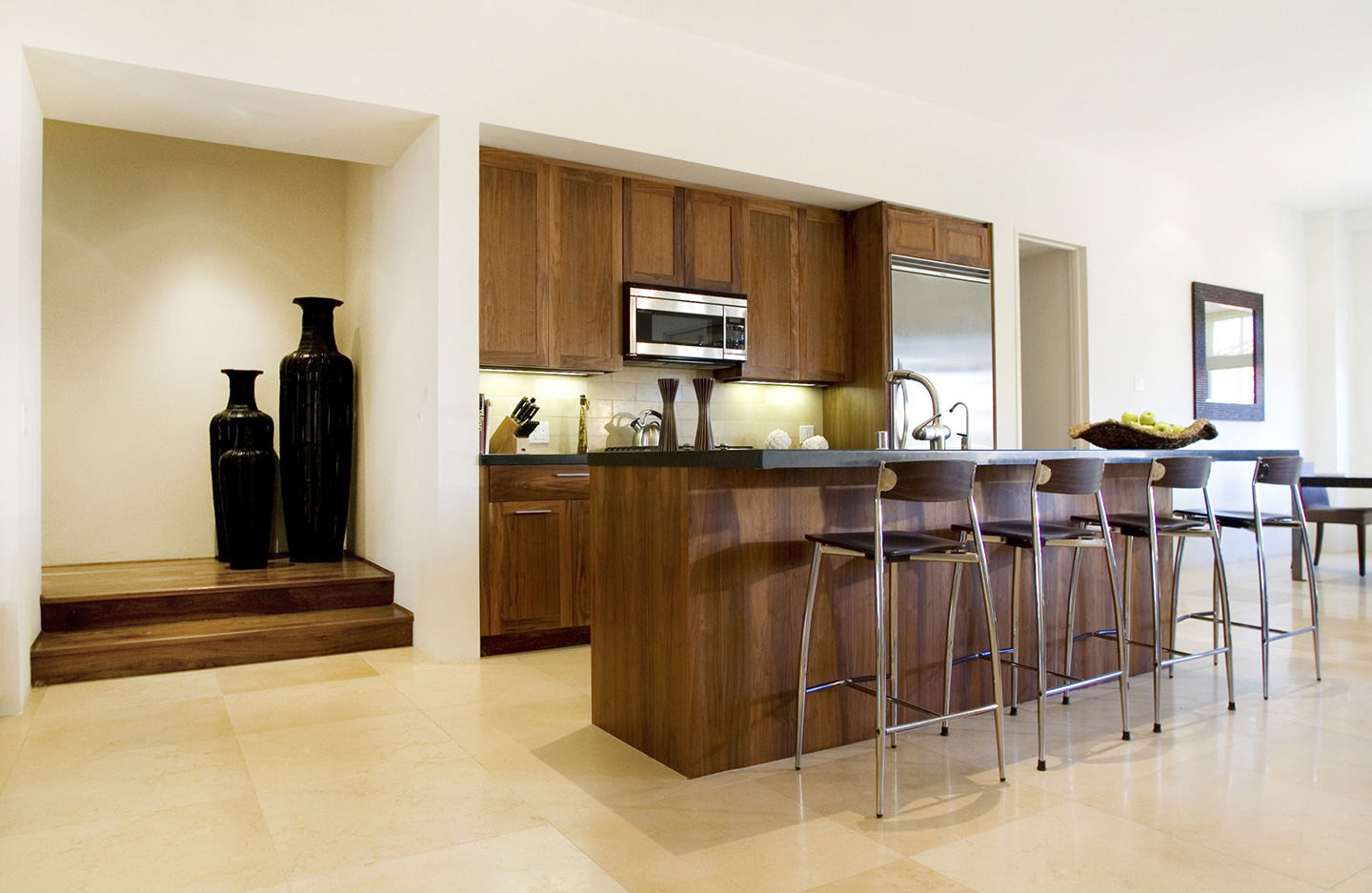 custom kitchen interior design