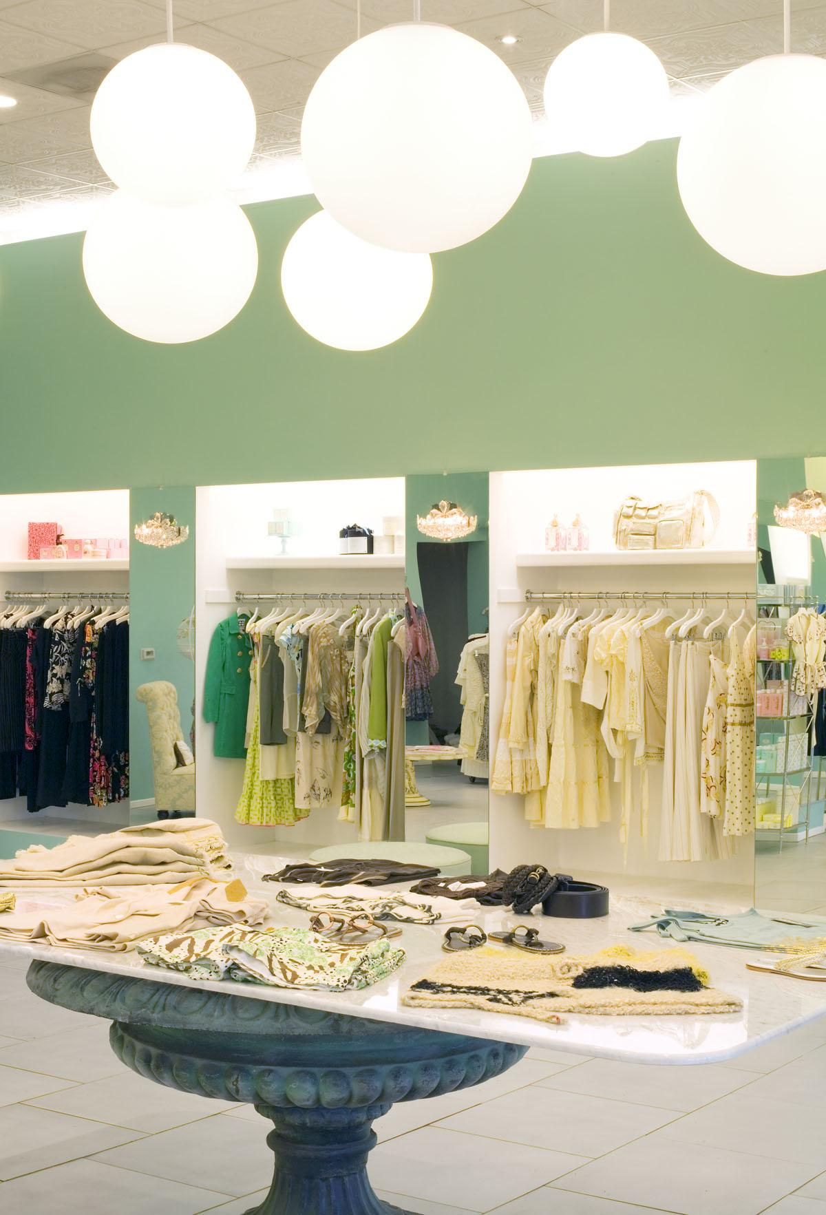 retail store interior design boutique